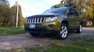 PRICE REDUCED Jeep Compass North edition