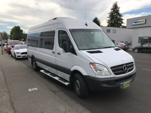 2011 Mercedes-Benz Sprinter HIGHROOF PASSENGER 170wb