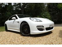 2012 62 Porsche Panamera 3.0TD Tiptronic S Diesel 11K LOW MILES FPSH SUNROOF NAV