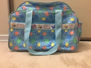 Diaper bag in good condition