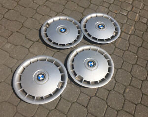 Four BMW 13 Inch Hub Caps
