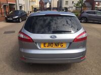 Ford Mondeo 1.8 TDCi Diesel Zetec Estate 2010 Cruise control Bluetooth handsfree 2 Owners from new