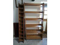 Bookshelf and CD rack (old IKEA Billy)