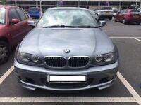 ***GREY BMW 330CI MSPORT***