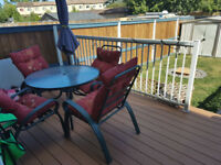 needing your deck, fence, cupboards redone or stained/ painted?