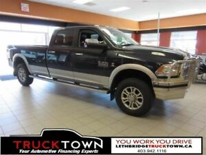 2013 Ram 3500 LOADED LONG BOX LARAMIE