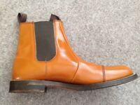 Tan Chelsea Boot - UK Size 9