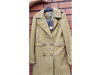 Yellow Next coat