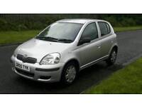 2005 Toyota yaris 5 door Full service history long mot Excellent drives