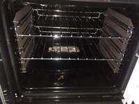 White cannon 50cm gas cooker grill & oven good condition with guarantee bargain