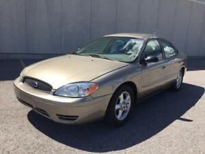 2006 FORD TAURUS, LOW LOW KILOMETRES, ONE OWNER VEHICLE, ALLOYS