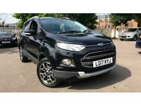2017 Ford EcoSport 1.5 TDCi 95 Titanium (17in) Manual Diesel Hatchback