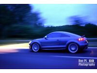 Audi TT 2litre tfsi