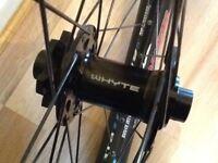 Whyte front wheel 29er
