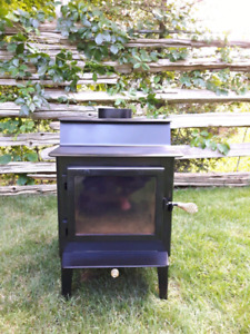 Beautiful Concord Manufacturing Wood Stove