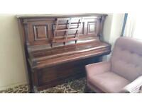 Piano needs home.