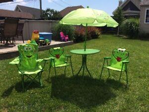 Set de patio pour enfants