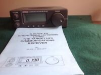 Target HF3/HF3M communications receiver