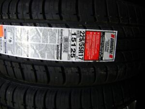 225/55/17 uniroyal new tires  set of 4