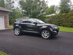 2015 Land Rover Range Rover Evoque Pure Plus SUV, Crossover