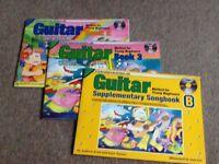 Guitar books for beginners