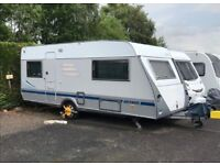 Hymer Swing 530 2004 four berth