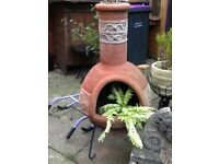Very large Chiminea