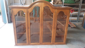 TOP ONLY China cabinet