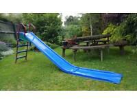 Children's slide + extension.