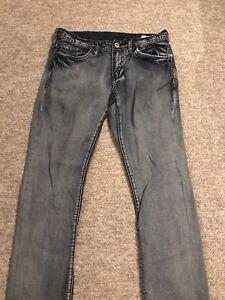 Mens david bitton jeans