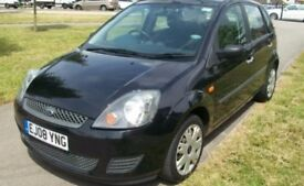 Ford fiester style 1.6 auto