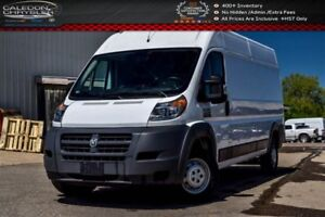 2016 Ram ProMaster 2500 2500 High Roof 159WB|Pwr Windows|Pwr Loc