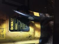 Dewalt rip saw