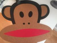 Paul Frank Style Cork Board