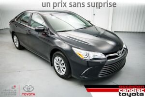 2017 Toyota Camry LE * SEULEMENT 36376 KM *