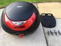 Motorbike Givi Top box