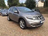 2010 Nissan Murano 2.5 dCi 5dr