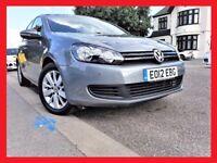 [Automatic] VW 2012 Volkswagen Golf 1.4 Auto -- TSi Match -- Navigation -- CRUISE -- Parking Sensors