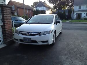 2011 Honda Civic dx , former fleet car high miles but solid