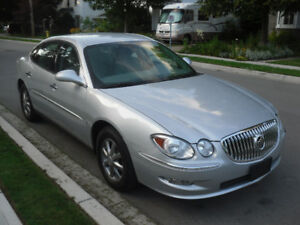 2009 Buick Lucern CX -  ONLY 25.500 Km !!