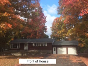 Beautiful Brick Bungalow For Sale in the Town of Renfrew