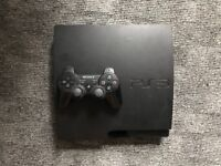 PS3 slim | 14 games | controller | original Box and cables included