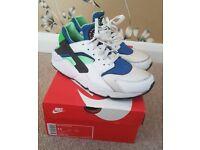 Nike huarache 'scream green'