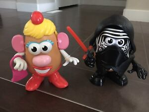 Mr. Potato Head Star Wars & Mrs. Potato Head