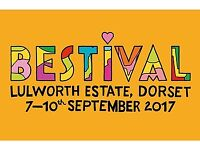 BESTIVAL 2017 2 x WEEKEND CAMPING TICKETS FOR SALE £299 ONO THE PAIR Pet Shop Boys