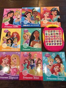 Smart pad and Disney books