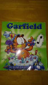 Garfield Book #8 - french