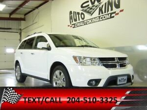 2012 Dodge Journey R/T / All Wheel / Low-Low Kms