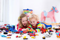 FULL-TIME EDUCATIONAL DAYCARE IN MASCOUCHE