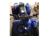 Apache quad 110cc - reduced from £325